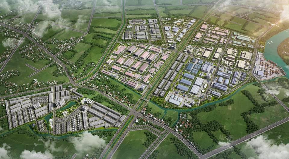 Khu công nghiệp Trần Anh Tân Phú